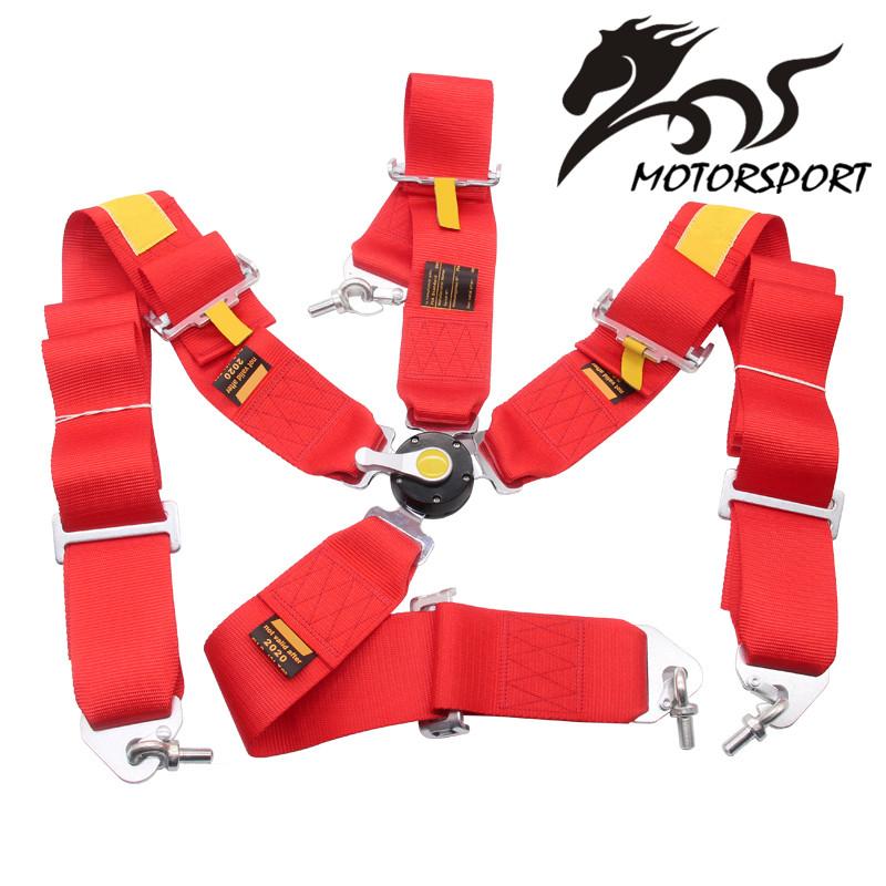 3 point ceinture bleu ceinture de sport marque d/'homologation E Nouveau Ceintures