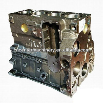 Cummins 4BT Engine Part Cylinder Block 3903920