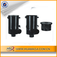 China manufacturer filtering parts air cleaner assy for excavator