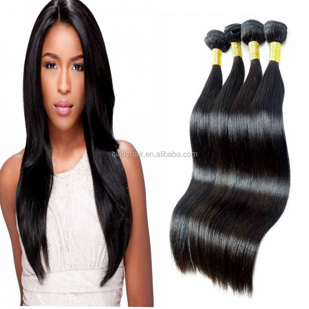 Oversea Brazilian New Products Virgin Weft Weave Natural Color High Quality Mink Hair Brazilian Remy Hair