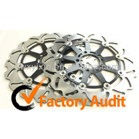 Motorcycle Brake Disc for KAWASAKI ZXR 250 C1-C5 ZX250C 1991 1995