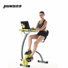 new design TV shop productsnew magnetic exercise bike, gym fitness equipment with Ipad and computer desk