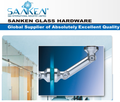 Glass Hardware Series Glass Pivoting System