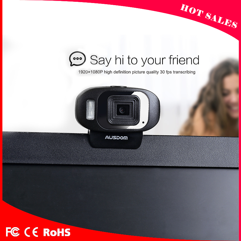 NEW design HD USB webcam Web Camera computer camera for desktop or laptop With Mic