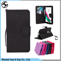 Classic PU Leather Wallet Style Cell Phone Case For Lg G Pad X 8.0 Manufacturer Price