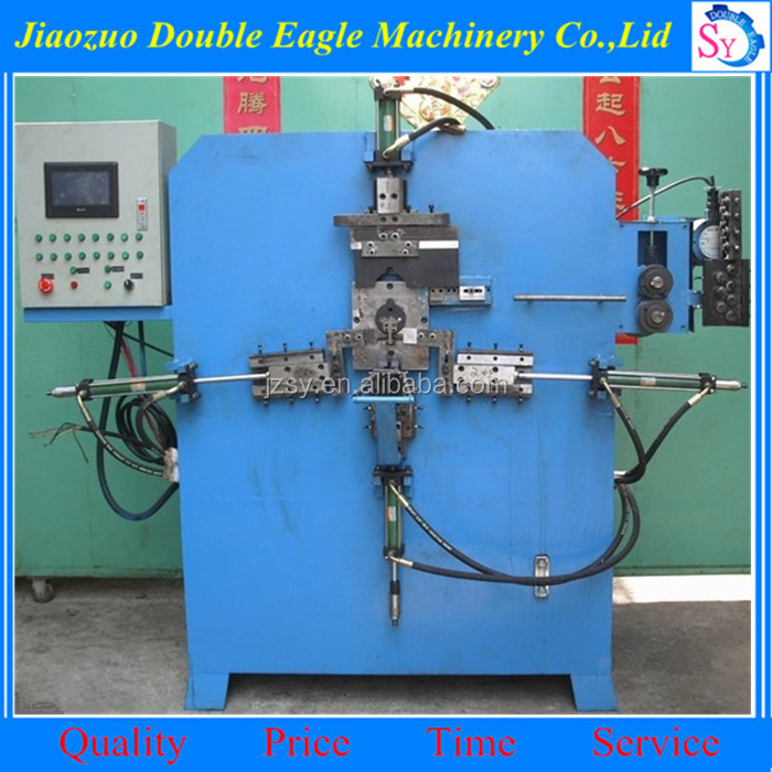Double-Headed Wire Dotter Forming Machine/ cotter pin forming machine