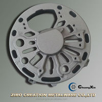 generator part cover/aluminum part shell,gravity casting&die casting