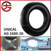wholesale butyl inner tubes 1600-20 with low price and top quality