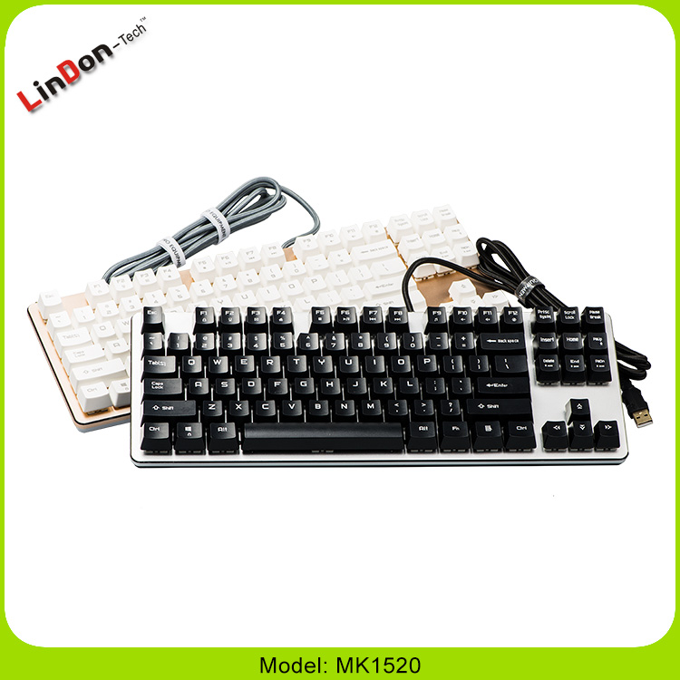 Factory Wholesale Gaming Keyboard OEM Mechanical Keybaord for Computer Laptop pc MK1520