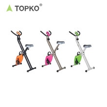 TOPKO Home use Indoor fitness equipment magnetic bike exercise bike