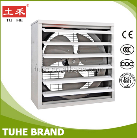 680mm Workshop ventilation system industrial wall mounted exhaust fan