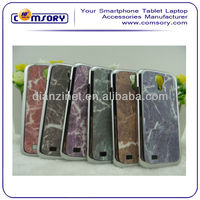 Shining hard phone case with Stone pattern for Samsung Galaxy S4 i9500 Paypal Acceptable