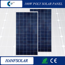 Cheap price solar panel factory 100W 150W 200W 250W 300W Polycrystalline solar panel