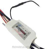 RC marine water-cooled brushless opto ESC 8S 250A for RC Boat