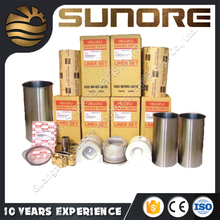 Competitive price OEM New Isuzu engine Parts 4LE1 4LE2 6130-32-2110 Cylinder Liner Kits for sale