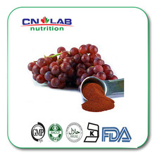 100% Natural grape skin extract/grape skin extract powder for Anti-aging