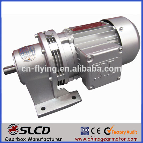 professional manufacturer of WB series micro cycloidal reducer for brake disc skimming machine