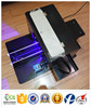 A4 size desktop UV flatbed printer multifunctional for printing pen, glass, metal, pvc card, phone case
