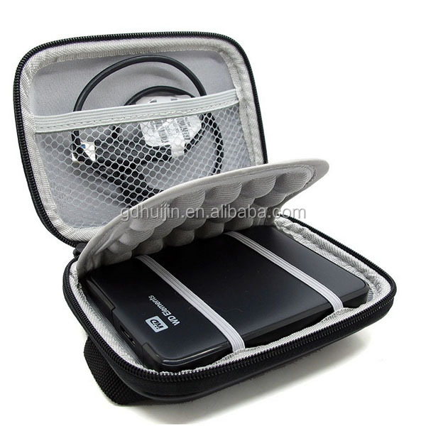 Shockproof EVA Hard Drive Carrying Case