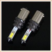 Best Selling LEDs Super Bright High Power DC12-24V 1156 1157 BA15S T25 40W Canbus Auto LED Bulb Lamp Lights for Car