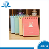 2016 Fashion Wholesale Spiral Notebook