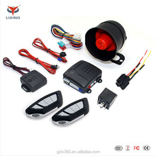 OEM Factory cheap price HOT SALE One way car alarm system 315/430.5Mhz anti-hijacking magic car alarm remote