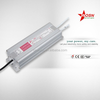 Waterproof 80w constant voltage switching power supply 220v 12v