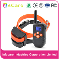 High quality electronic pet dog training collars supplier