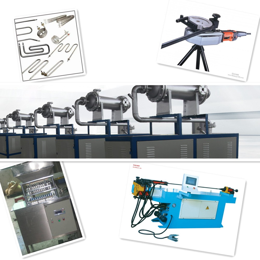 cartridge heater making machines