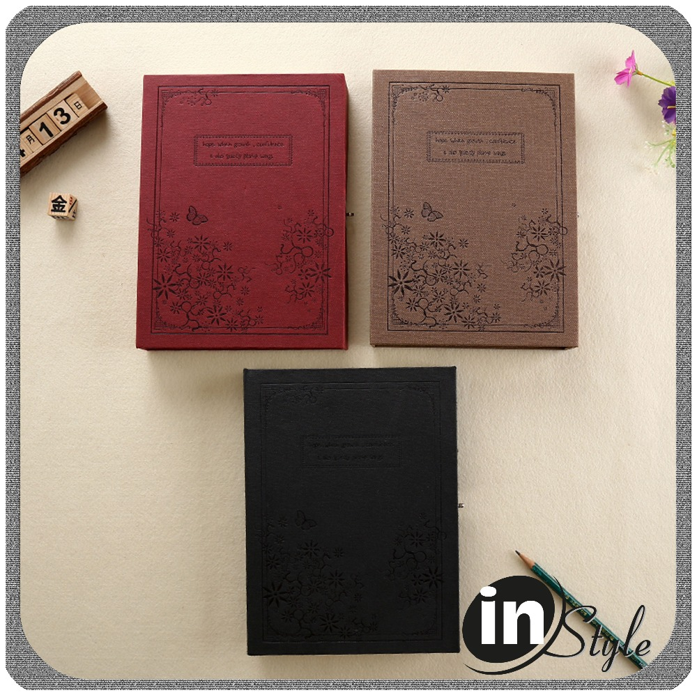 high quality fabric journals