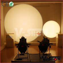 Imaging lighting 180W rgb LED Profile spot light for theatre party dj disco