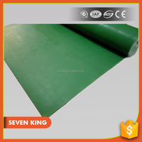 Qingdao 7king electrical insulation rubber table/workbench mats