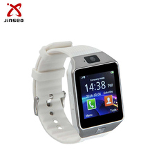Original DZ09 SIM card smart watch android IOS Buletooth smart phone