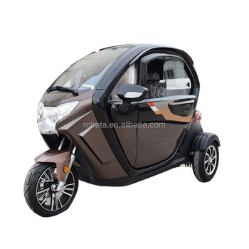3 wheel 2 seater electric  scooter moped car price motorized tricycles in pakistan