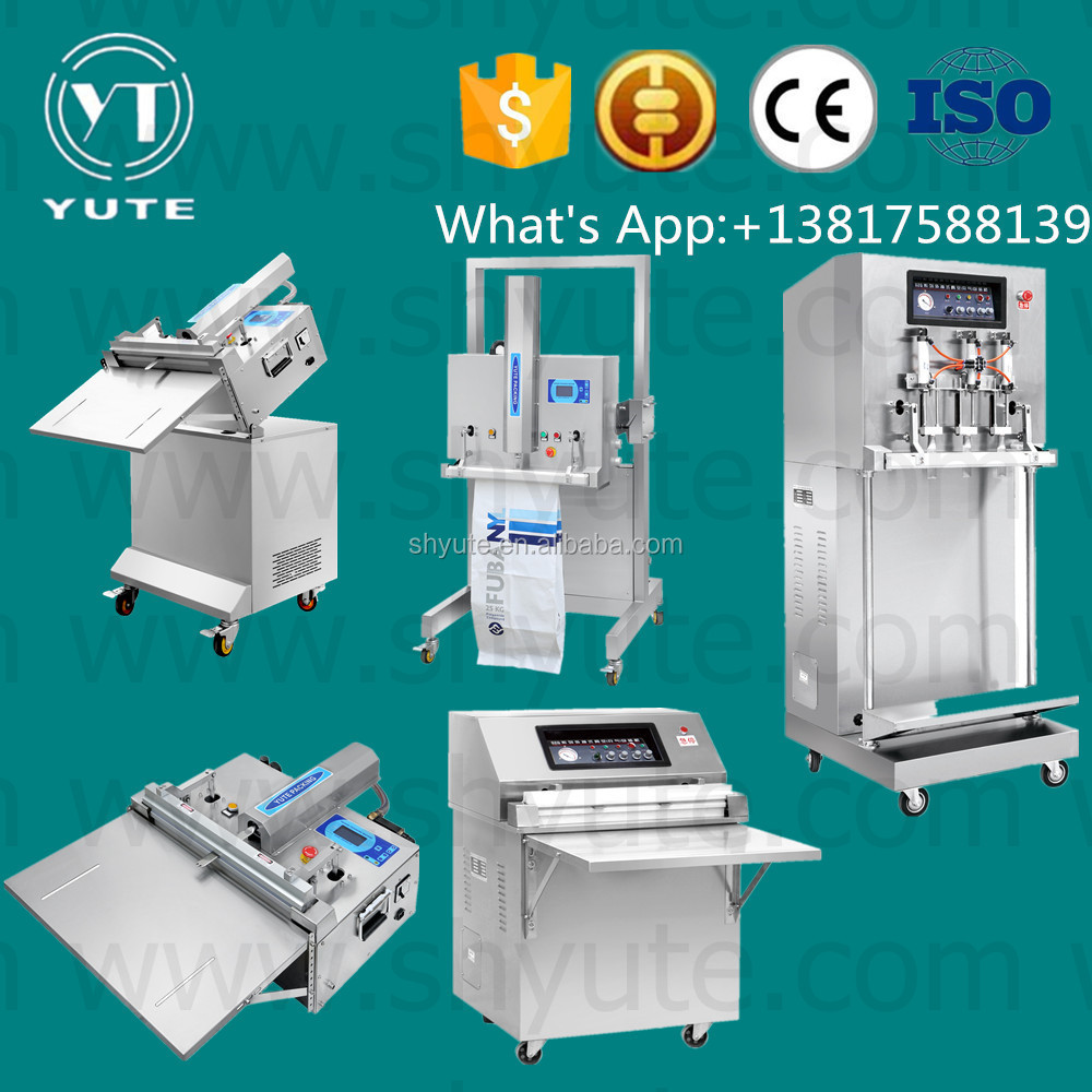 Design for huge or mega industries like food material ,clothing (vertical) vacuum packing machine
