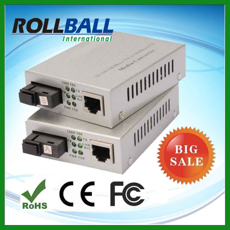 catv wdm fiber optic media converter