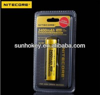 High power 18650 3100mAh 3.7V Rechargeable Lithium ion batteries