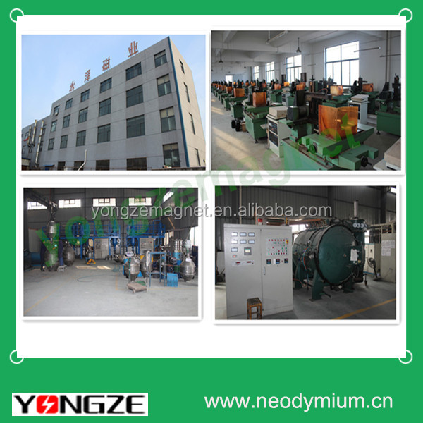 12000Gauss neodymium magnet hopper for plastic industry.