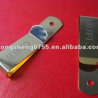 Metal Money Clip With Your Own