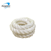 16mm poly dacron polyester multifilament anchor towing ropes