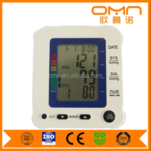 Concentration Test Card Blood Pressur Monitor Gold Detector