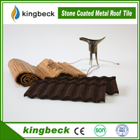 classic stone coated metal roof tile stone coated steel roof tiles
