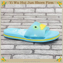 2015 Most Popular Disposable Spa Slipper Pvc Kids Sandals
