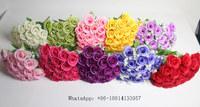 Lotus rose flowers ,crystal rose flower,dried flower bouquet