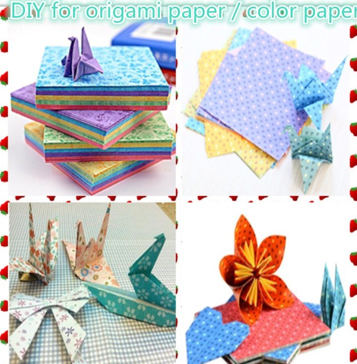 Assorted Colors 500 Sheets per Pack A4 Color Paper