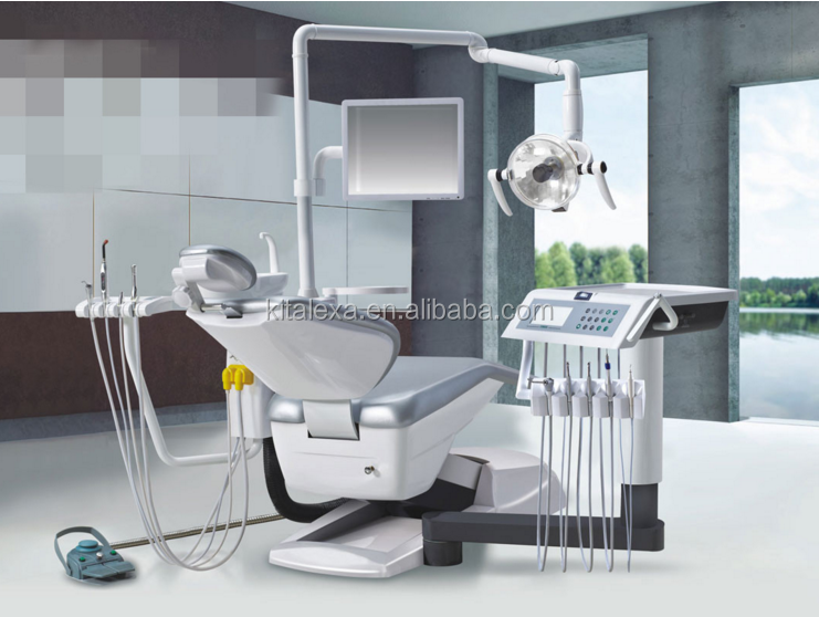 Luxury Integral Dental Unit/Dental Chair/Dental Treatment Machine KA-DC00037