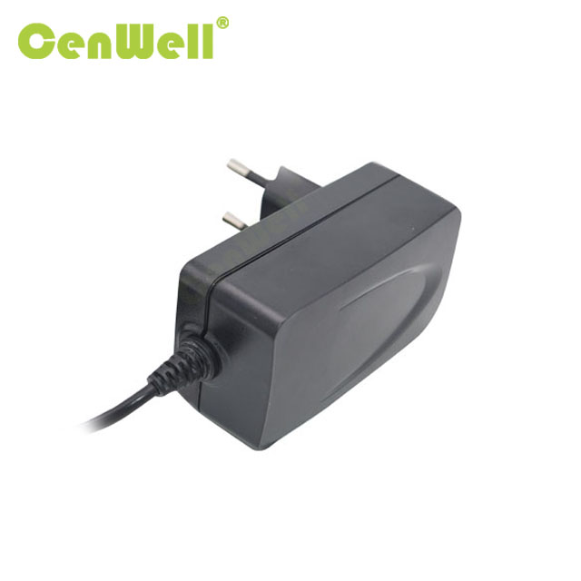 ac/dc power adapter 24v1a portable 220v battery power supply
