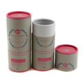 Round cardboard box wholesale colorful printing cylinder tube with lids