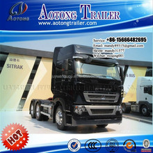 6x4(6X2,4X2 Available) HOWO Tractor truck/Tractor Head/Trailer Head/Prime Mover For Sale