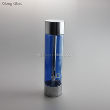 HOT SALE VODKA 1L WHITE WINE IN BLUE GLASS BOTTLE